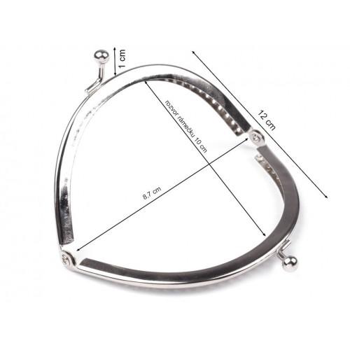 Rúčka na výrobu kabelky našívacia  6x10 cm polotovar