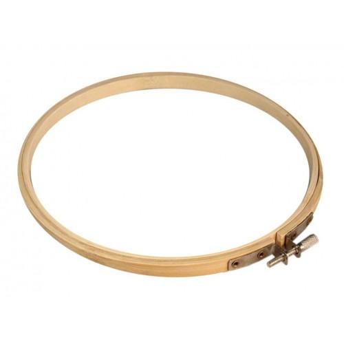 Vyšívací kruh drevený Ø18cm