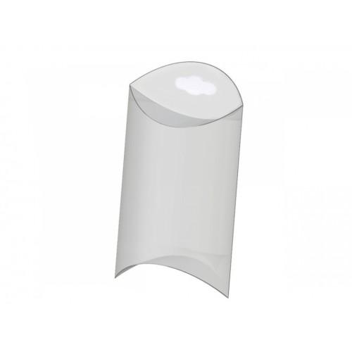 Krabička plastová 5,5x8,5 cm so závesom