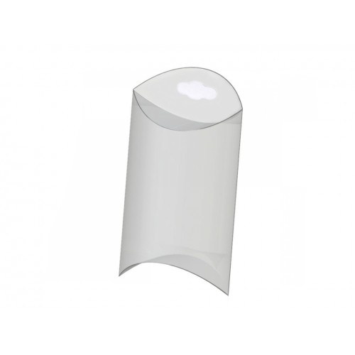 Plastová krabička so závesom 5x7 cm