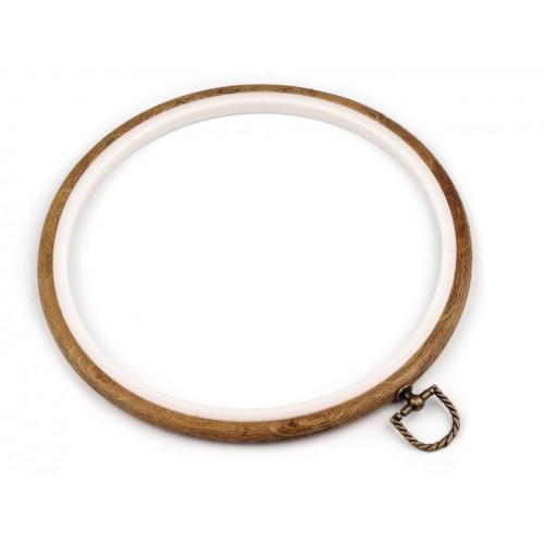 Vyšívací kruh Flexi 20,5cm