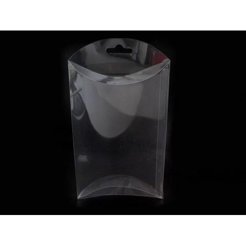 Plastová krabička so závesom 10x15 cm