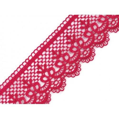 Vzdušná čipka šírky 60 mm