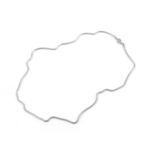Hadia retiazka 0,2x49 cm z nerezovej ocele