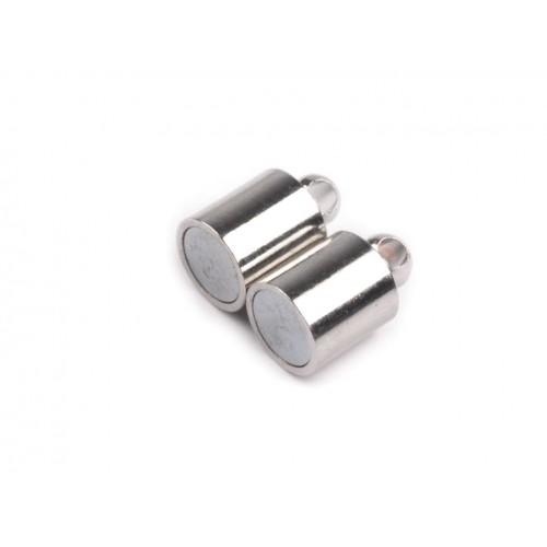 Magnetické zapínanie 6x13 mm s očkom