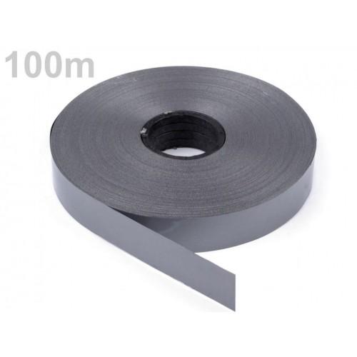 Páska reflexná šírka 30mm našívacia