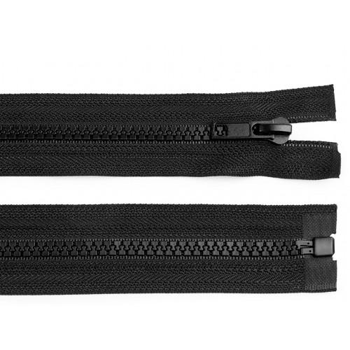 Kostený zips šírka 5 mm dĺžka 130 cm bundový