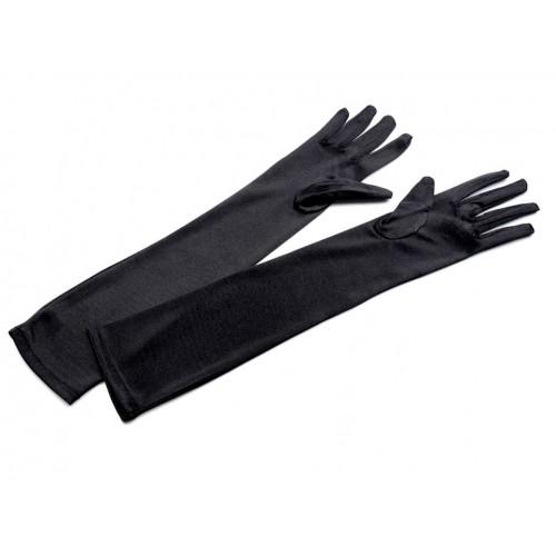 Spoločenské rukavice 45 cm