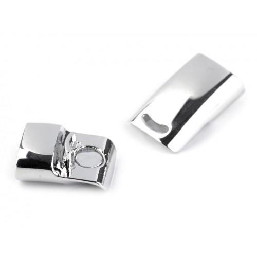 Magnetické zapínanie ploché 4x9 mm