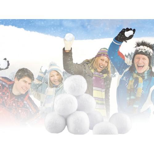 Snehová guľa Ø7 cm, Ø8 cm