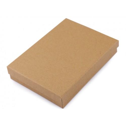 Krabička darčeková natural 12x16 cm