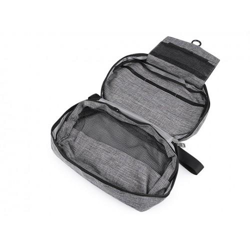 Kozmetická taška / závesný organizér 15x23 cm